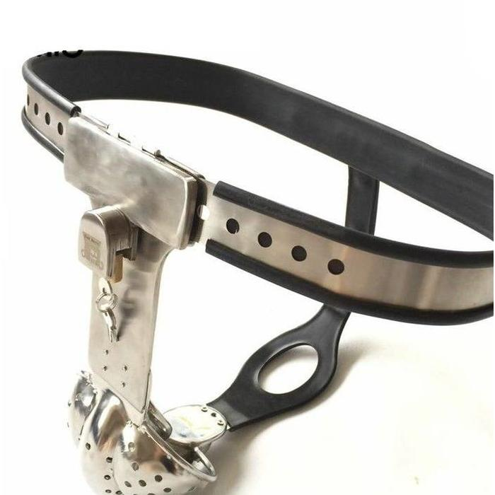 Chastity belt with Ball Cover