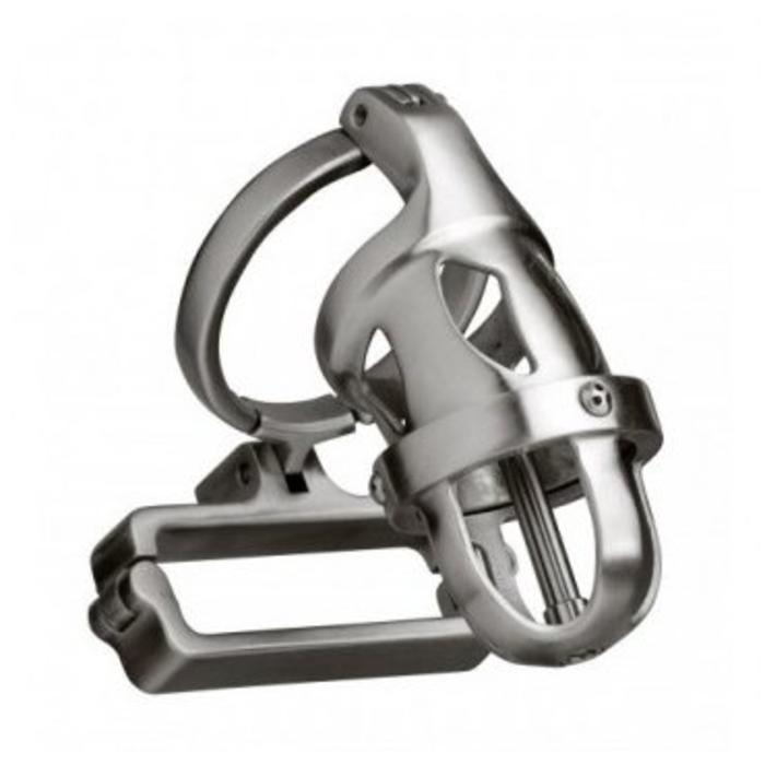 Extreme Chastity Cage