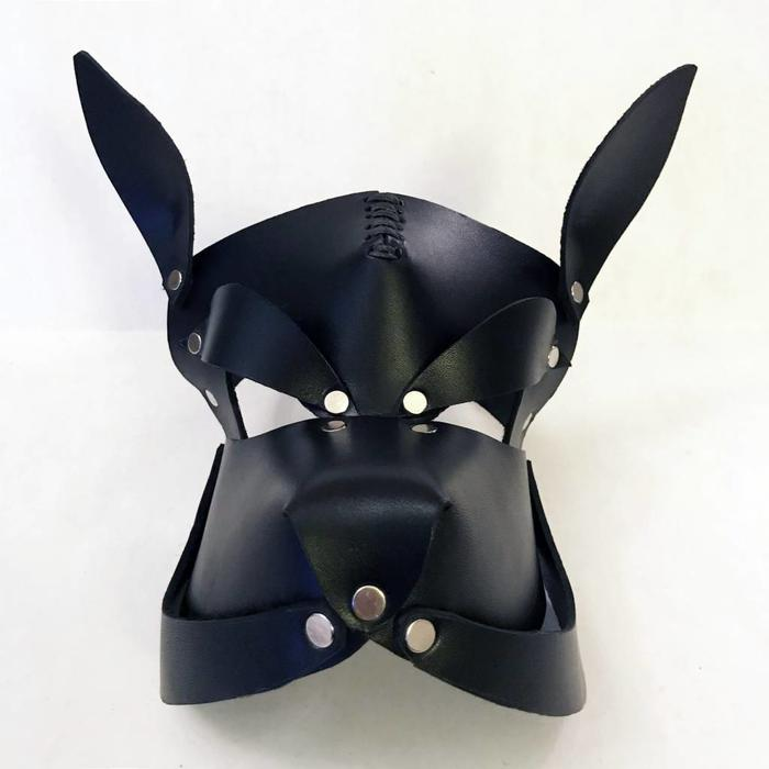 Doberman Puppy Mask