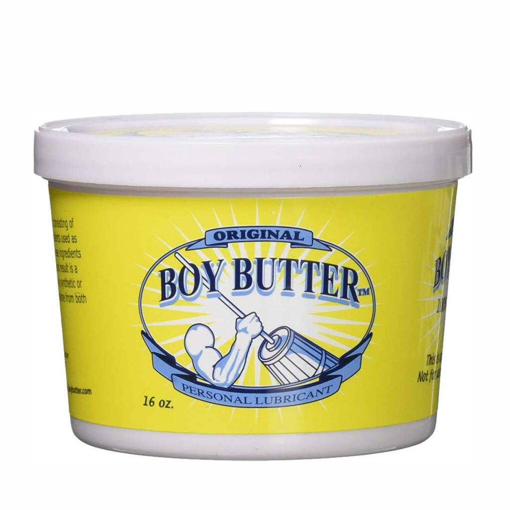 Lube Boy Butter The Leather Man