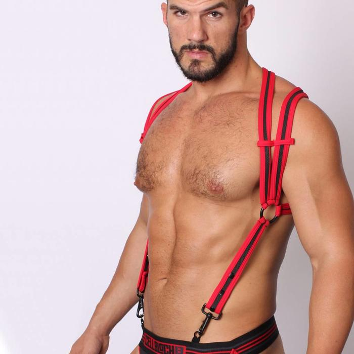Cellblock, Spider Harness