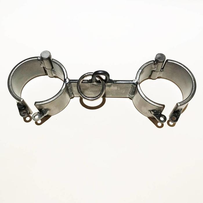 Steel, Shackle, Rigid