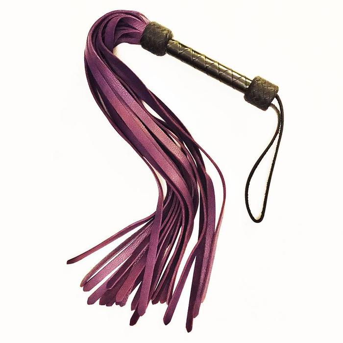 Anonymous, Bull Hide Flogger