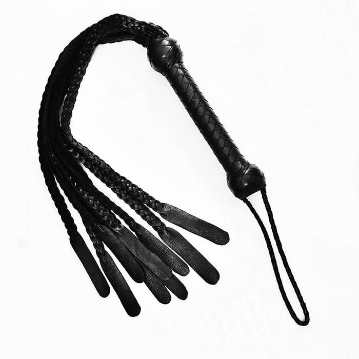 Flogger, Cat, Flat Braid