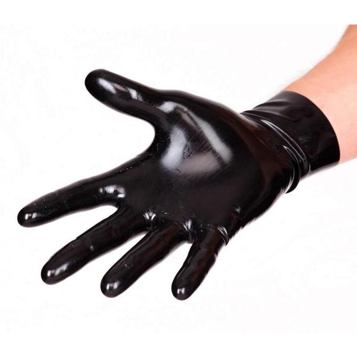Latex, Gloves, Wrist