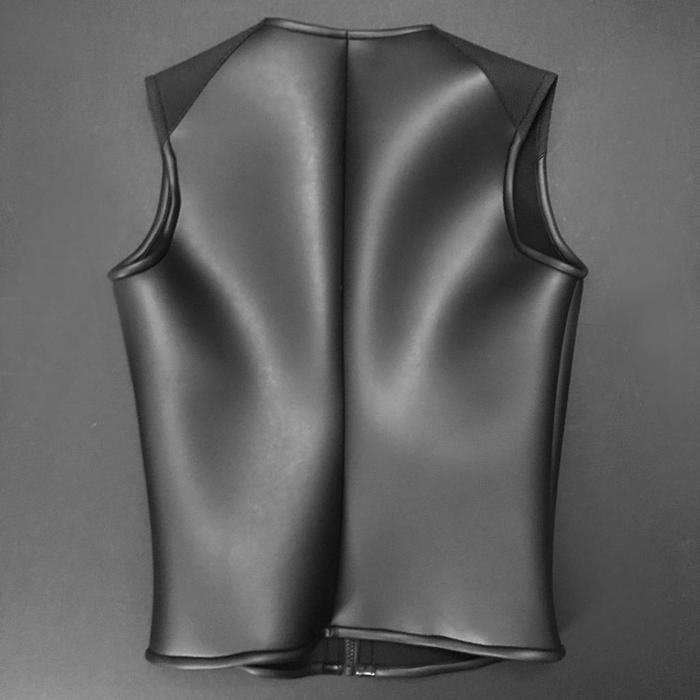 Neoprene, Shirt, Sleeveless, Yoke