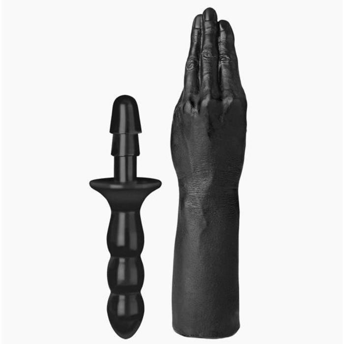 Titanmen Hand W/Vuc U Lock, Blk