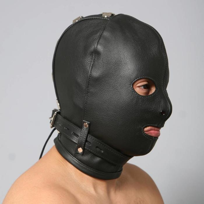 Hood, Full, Eyes, Nose and Mouth Holes, Collar, 23 **
