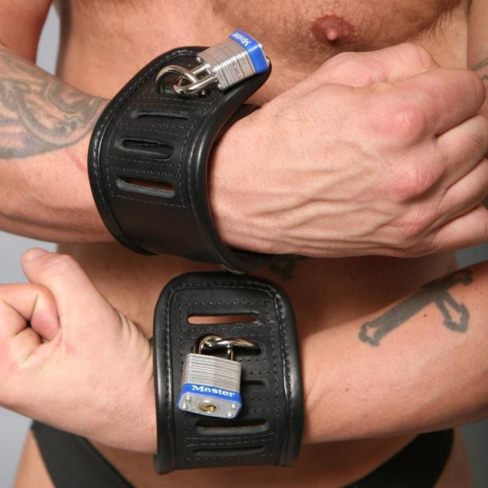 Restraints, Padded, Slots, Pair