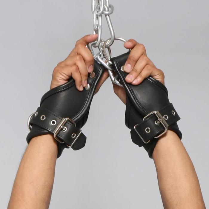 Restraints, Wrist Suspension, Padded, Pair