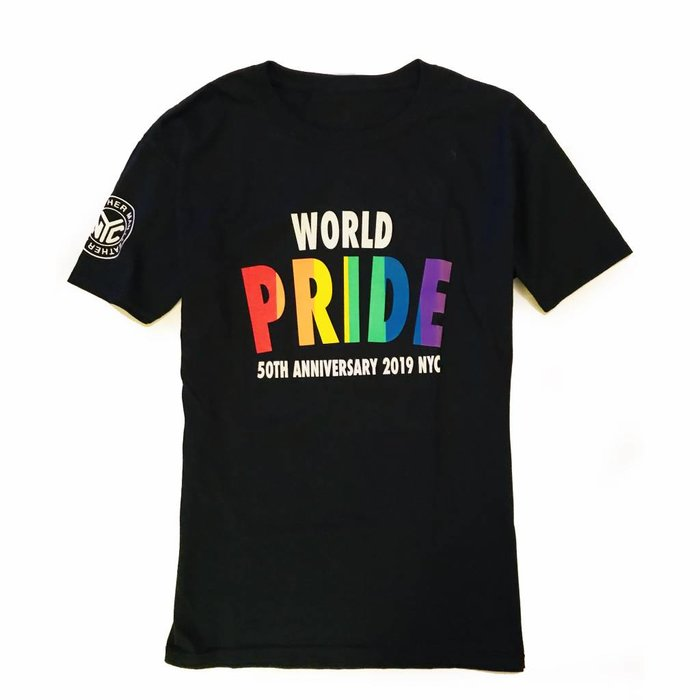 T-Shirt, World Pride