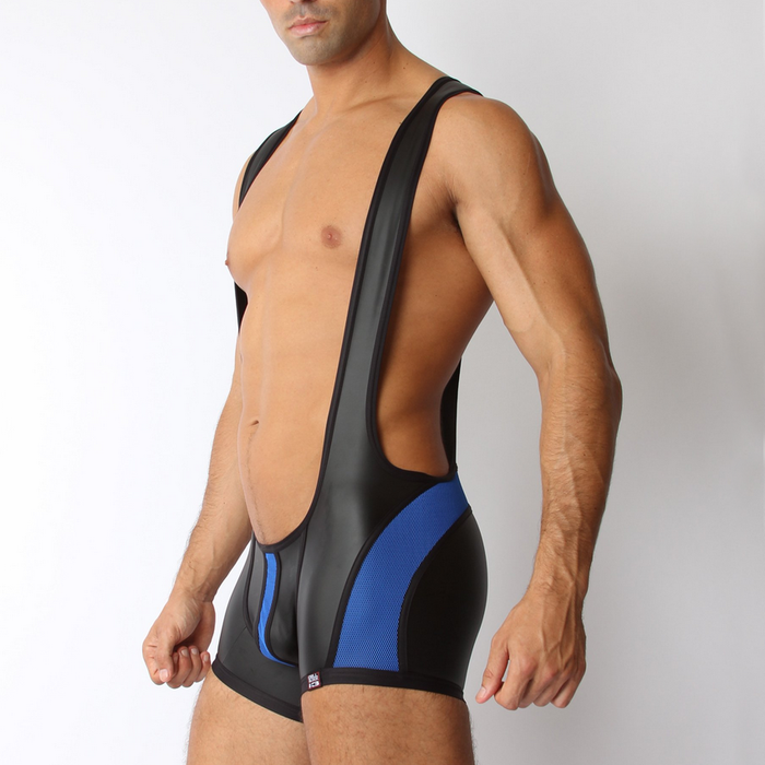 Cellblock 13, Vector Singlet, Blue