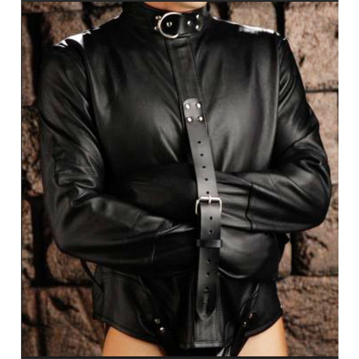Straight Jacket, Strict Leather