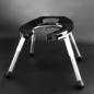 Rim Seat-Adjustable Legs
