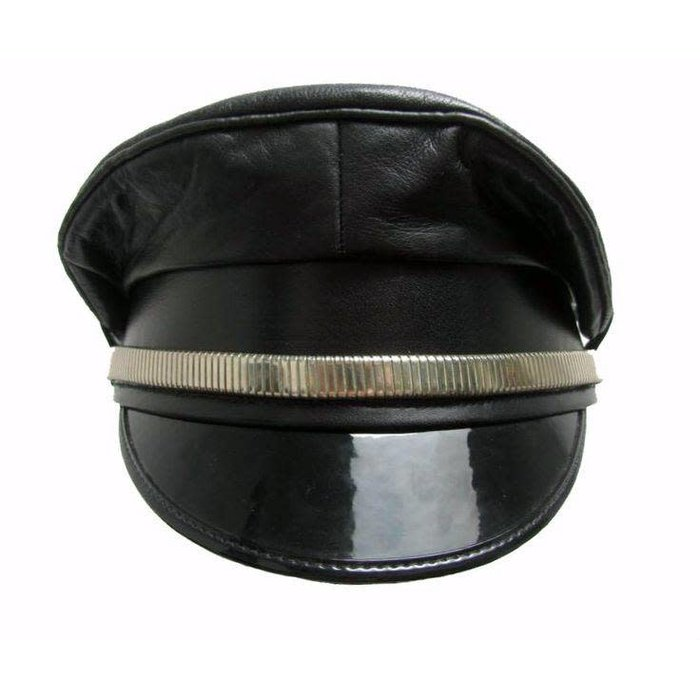 Hatband, expansion, chrome
