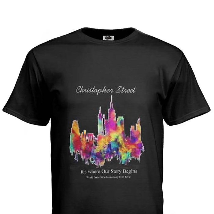 T-Shirt, C-Street