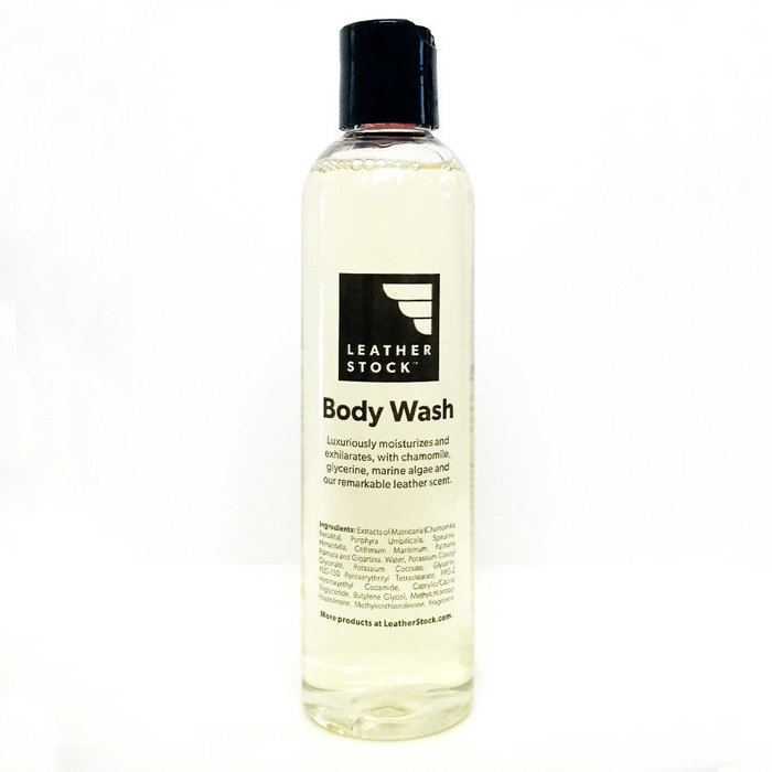 Leather Stock, Body Wash