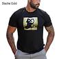 Chris Lopez, T-Shirt, Stache Gold