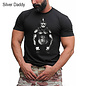 T-Shirt, Silver Daddy