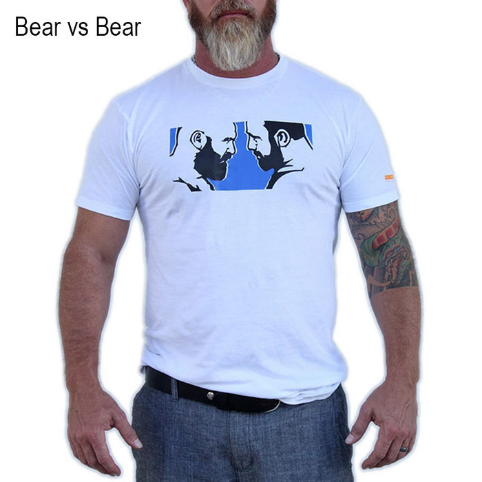 T-Shirt, Bear vs Bear