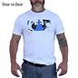 T-Shirt, Bear vs Bear