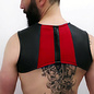 Neoprene, Athletic Harness