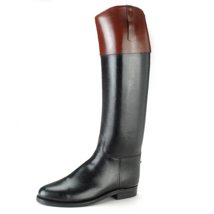 Dehner, boots, foxhunt, blk/brwn