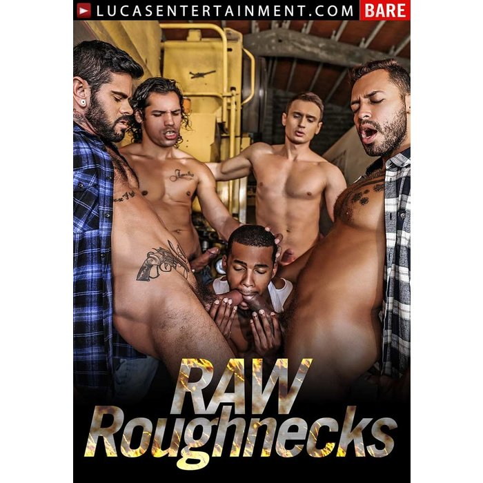 DVD, LVP-254 Raw Roughnecks