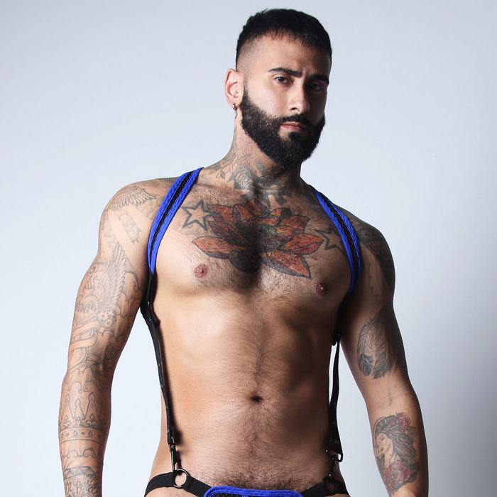 Cellblock 13, Echo Mesh, Harness