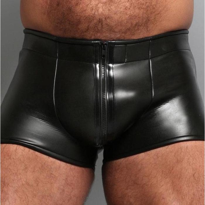 Neoprene, Shorts, Pouch Zip