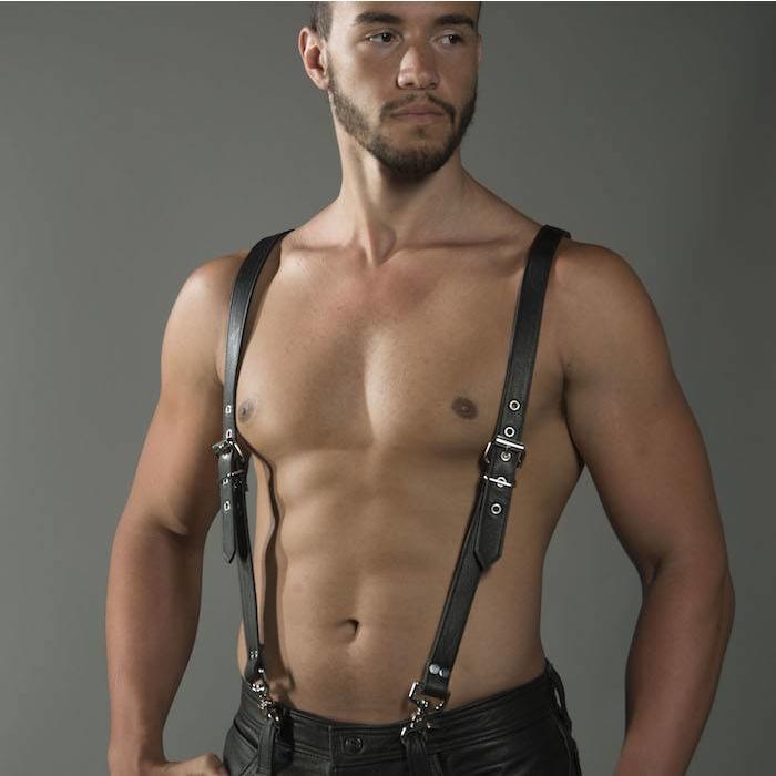 Halter Suspenders