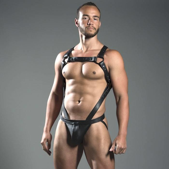 Full Body Holster Harness