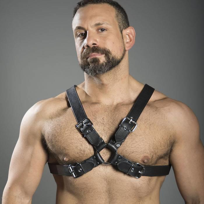 Buckle Half Harness