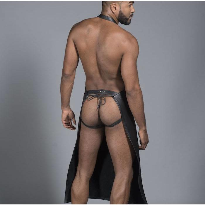 Apron, Leather