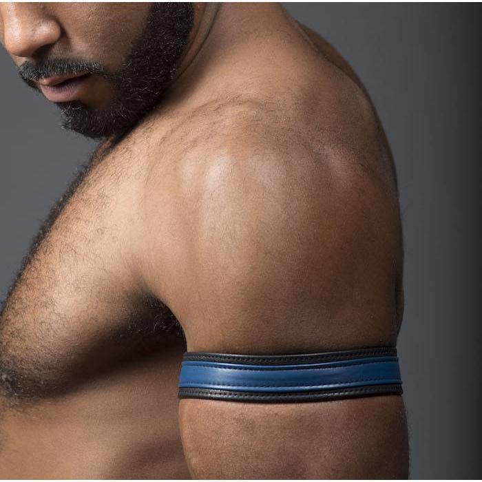 Armband, Colored Stripe