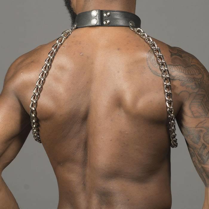 Chain Collar Harness