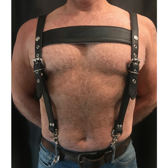 Lederhosen, add-on, leather