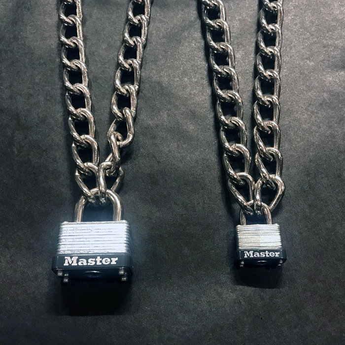 Large BDSM chain