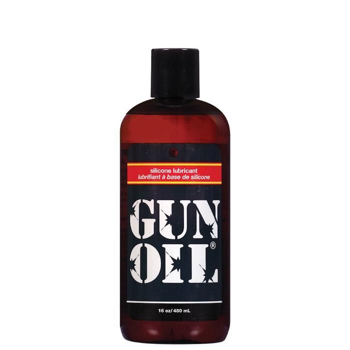 Gun Oil Silicone