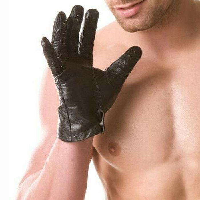 Vampire gloves, pair