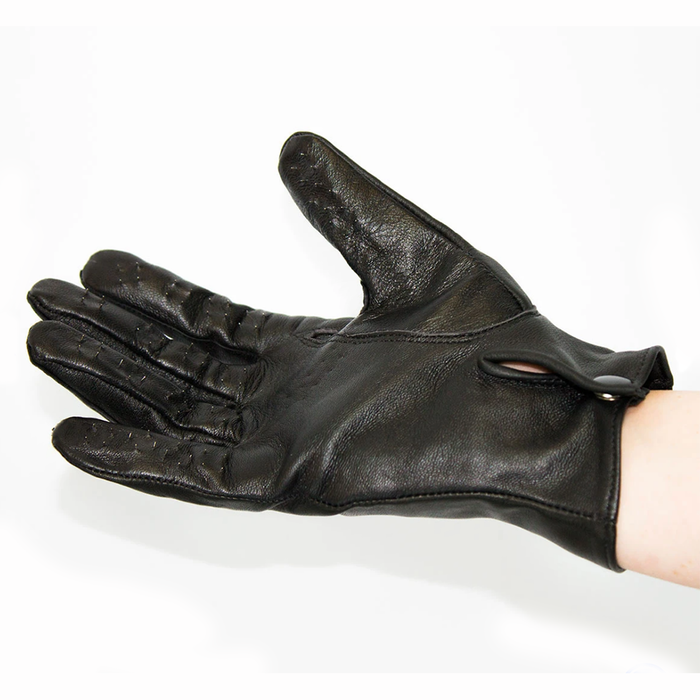 Vampire gloves, pair