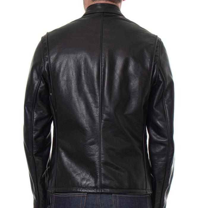 Cowhide Café Racer Jacket (530)
