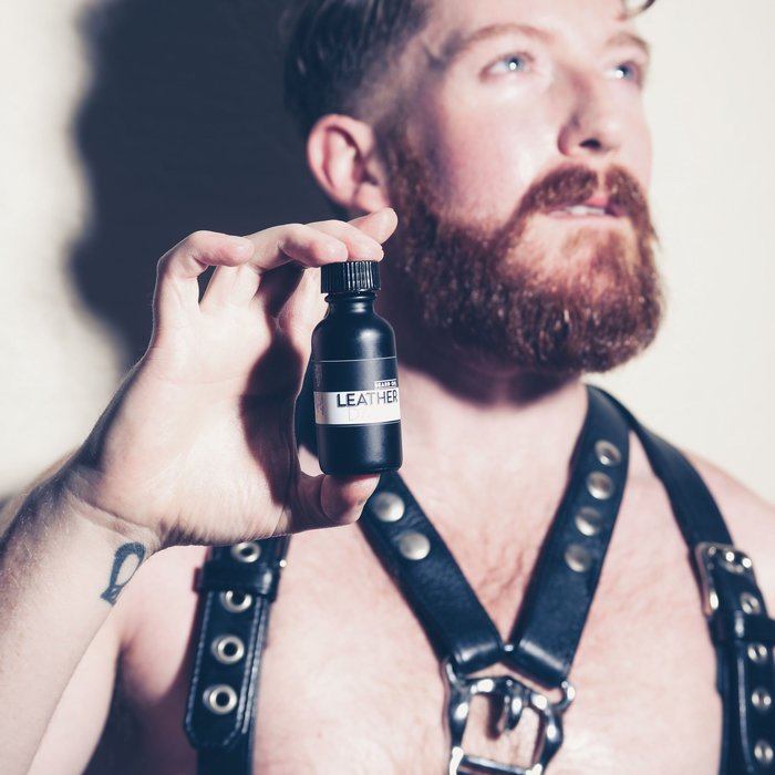 Leather Daddy, Beard Oil