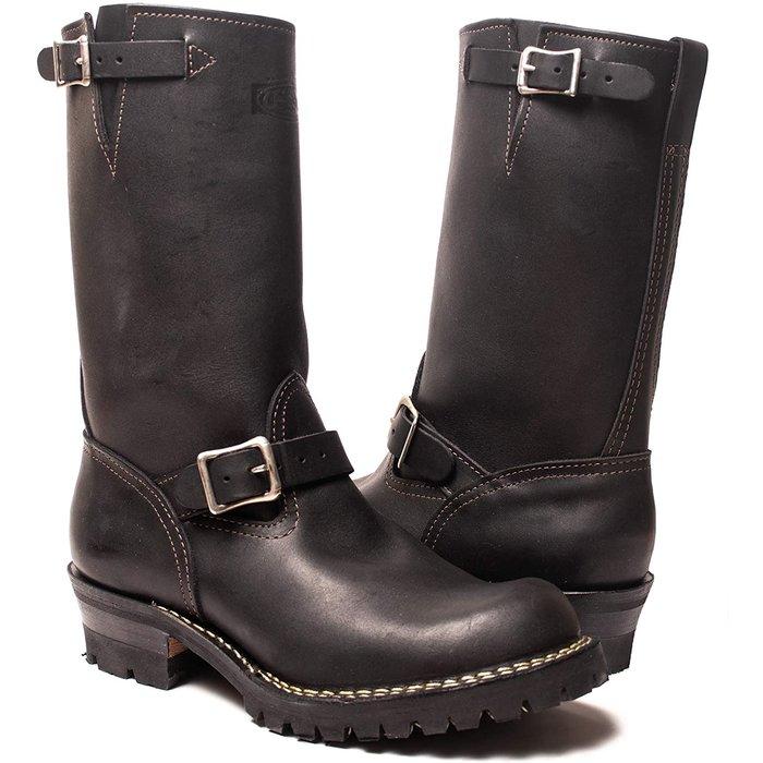 "Boots, WESCO, Boss, 11"""