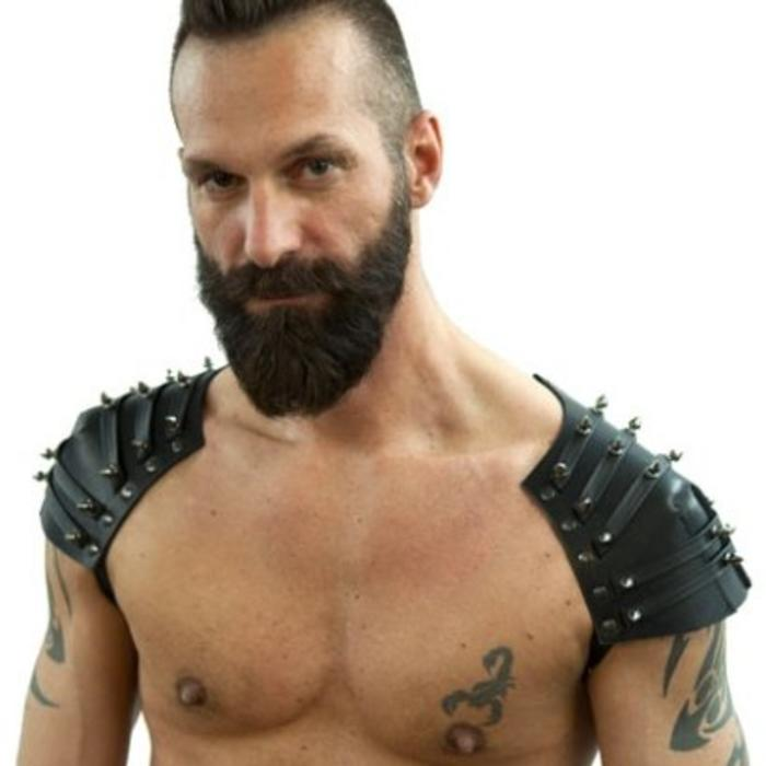 Invader Harness with Studs