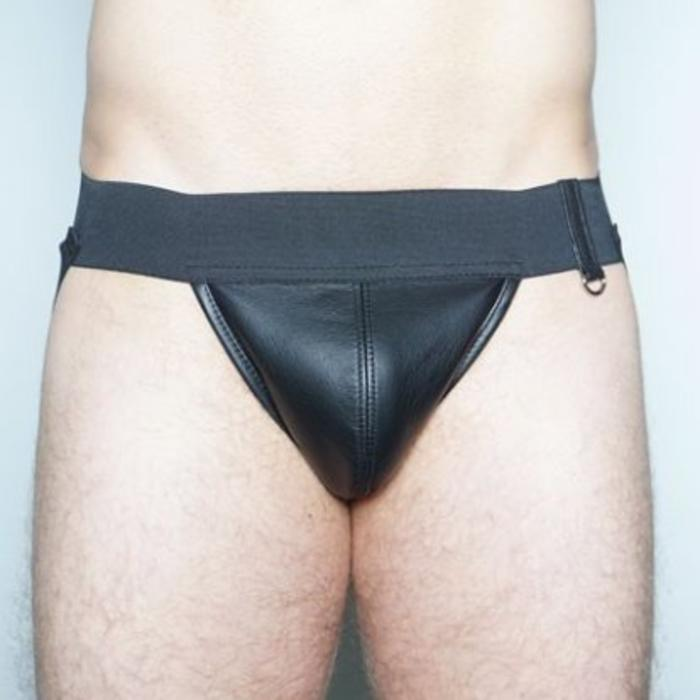 Leather Jock, Saint at Large