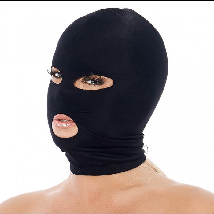 Rimba, Stretchy face mask, open eyes & mouth