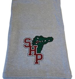 Prep 14 Gator Sweatshirt Blankets