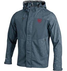 jackets UM1953 Mix Hooded Softshell Jacket