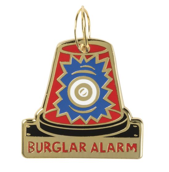 Pet Charm-Burglar Alarm